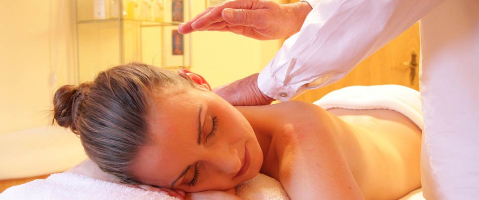 Ayurveda massage theraphy